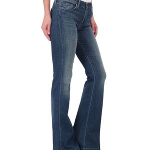 J Brand Jeans Another Lovestory Flare in Ingenue